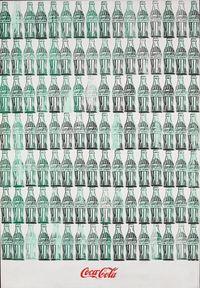 Andy Warhol_Green Coca-Cola Bottles