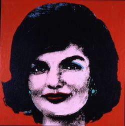 Andy Warhol_Red Jackie