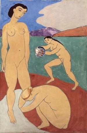 11._Le Luxe II_Henri Matisse