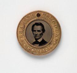 1. Abraham Lincoln Medal
