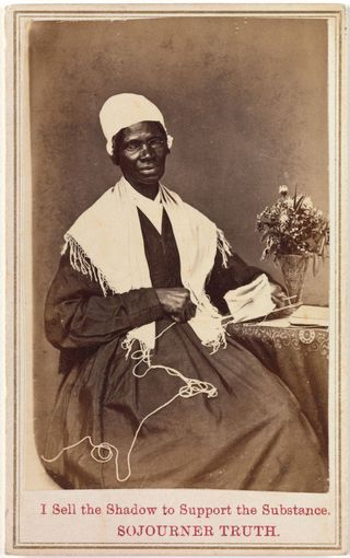 6. Sojourner Truth