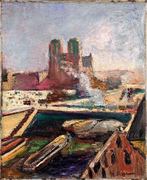 15._Notre Dame_Henri Matisse