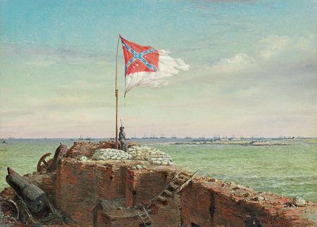 Chapman, Flag of Sumter